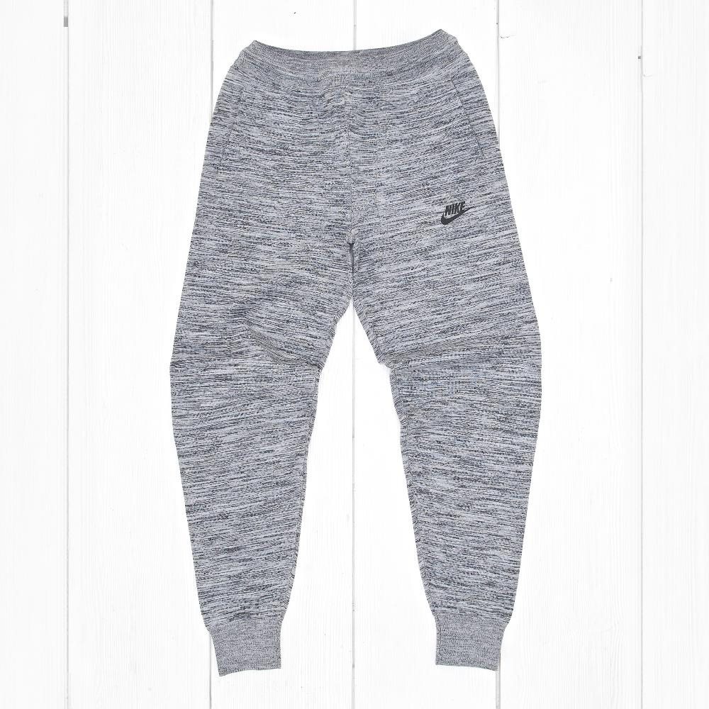 Спортивные штаны Nike W TECH KNIT Carbon Heather/Black