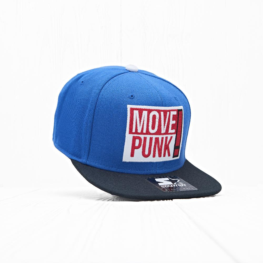 Снепбек Starter MOVE PUNK Blue