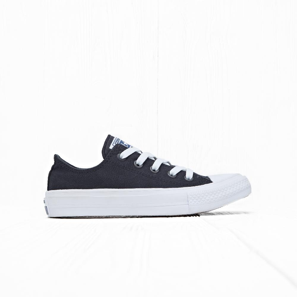 Кеды Converse CHUCK TAYLOR ALL STAR II LOW TOP Black/White/Navy