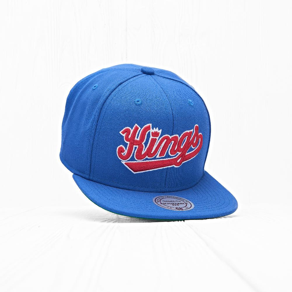 Снепбек Mitchell & Ness NHL LOS ANGELES KINGS Blue/Red