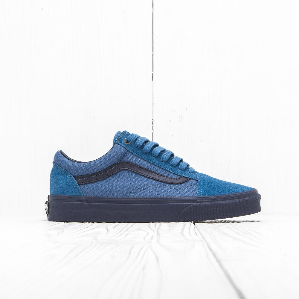 Кеды Vans OLD SKOOL (CD) Blue Ashes/Parisian