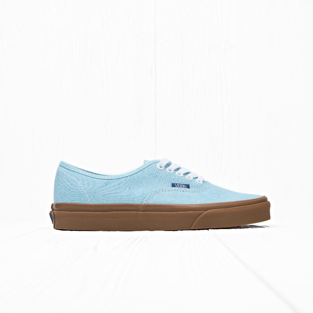 Кеды Vans AUTHENTIC Washed Blue Radiance