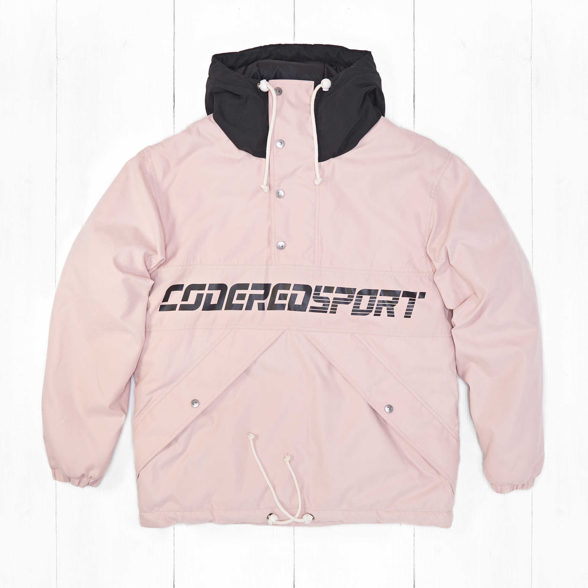 Анорак CodeRed Sport SUPERBLASTER 2 Light Pink/Black