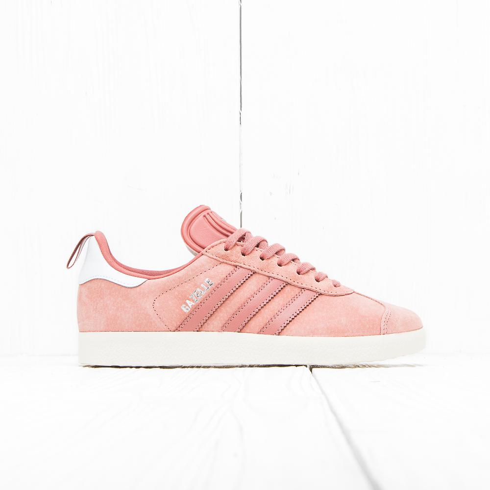 Кроссовки Adidas W GAZELLE Off Rose/Off White/Off White
