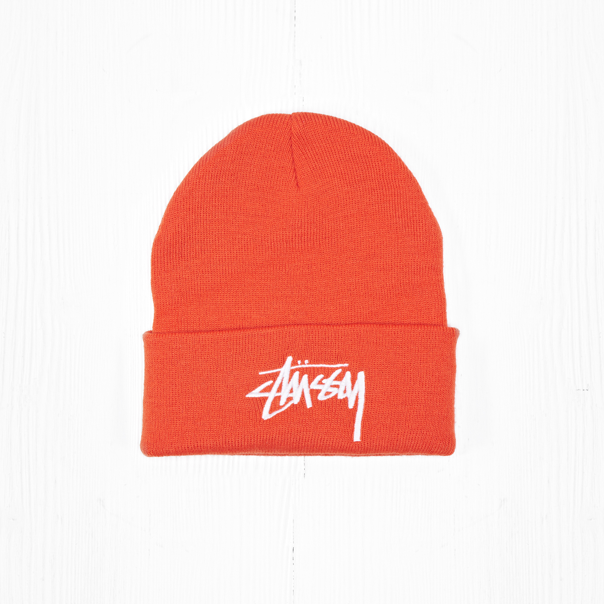 Шапка Stussy STOCK Orange