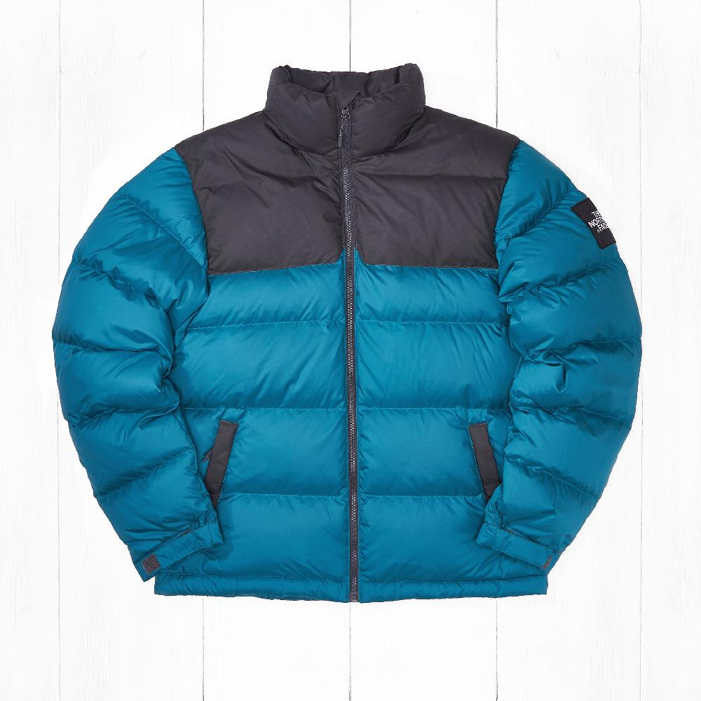 Пуховик The North Face M 1992 NUPTSE Everglade