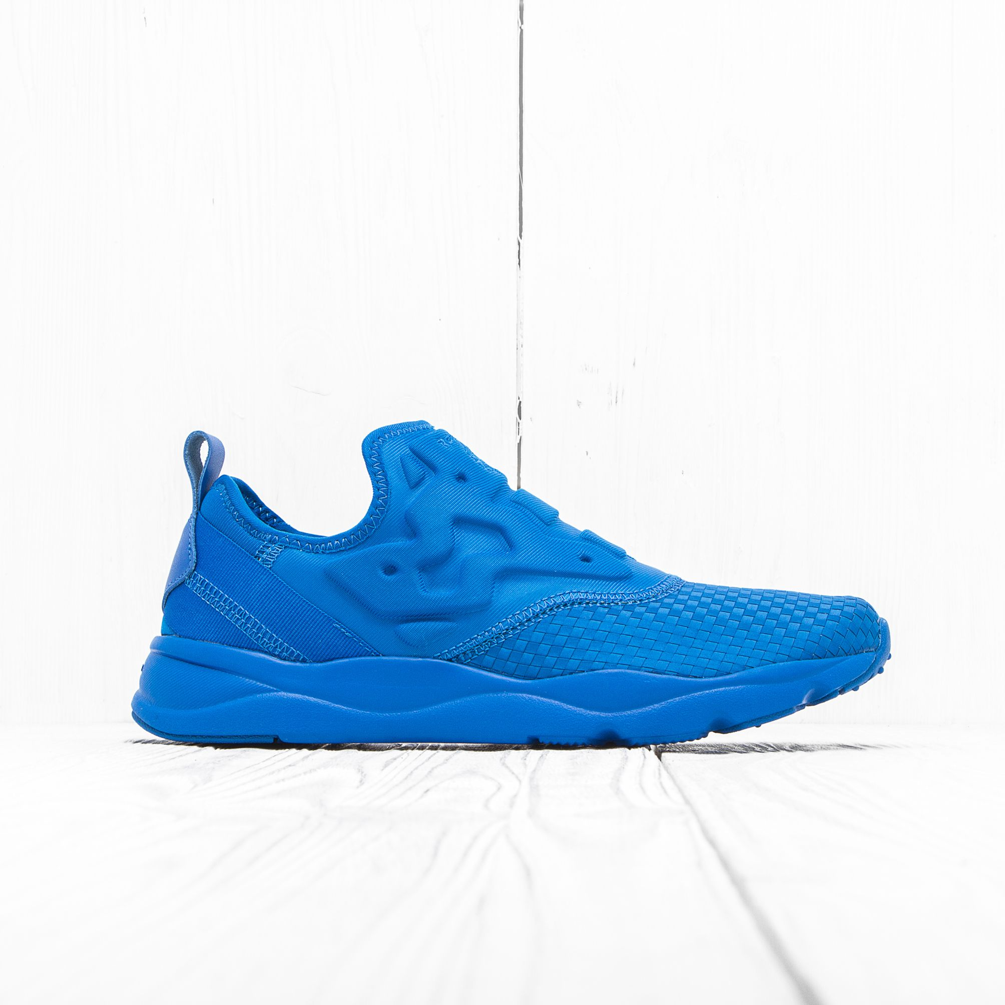 Кроссовки Reebok FURYLITE SLIP-ON WW Blue Sport
