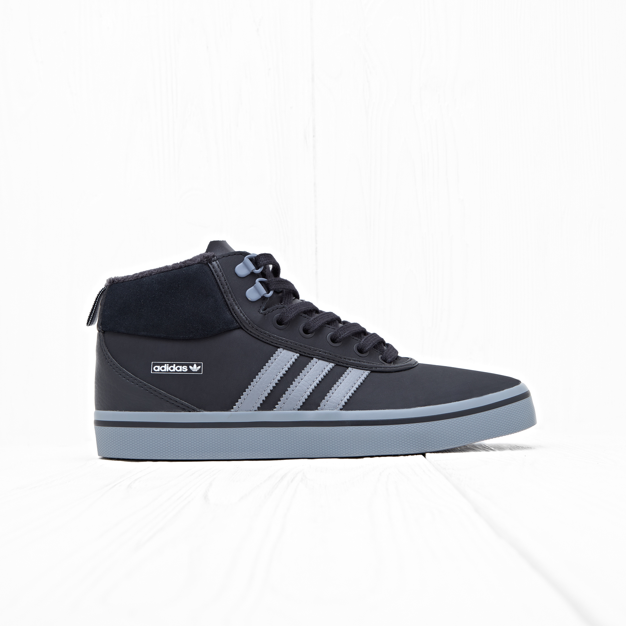 Кеды Adidas ADI-TREK Core Black/Grey/Ftwr White