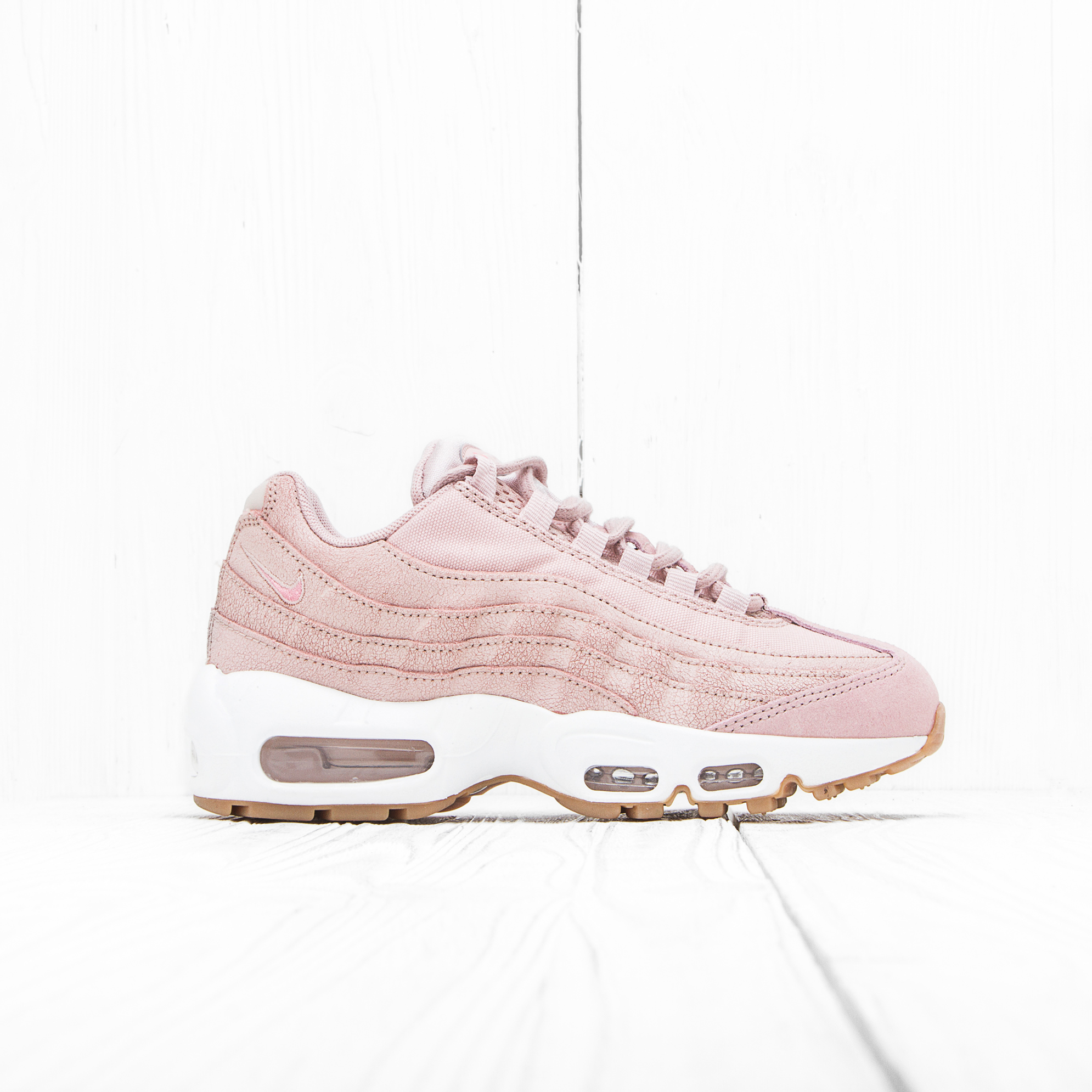 Кроссовки Nike W AIR MAX 95 PRM Pink Oxford/Pink Oxford-Bright