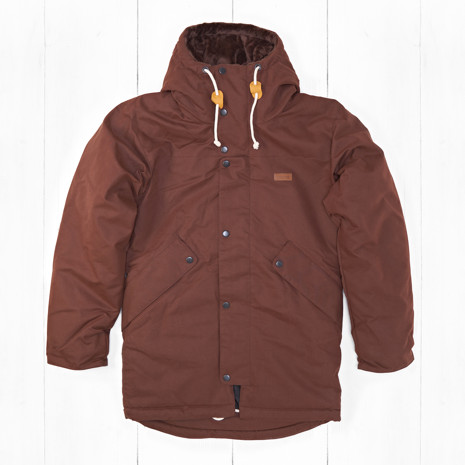 Куртка CODERED SHADOW 2 Waxy Cotton Brown