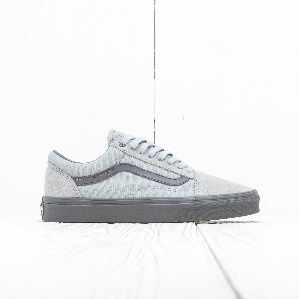 Кеды Vans OLD SKOOL (CD) High Rise/Pewter
