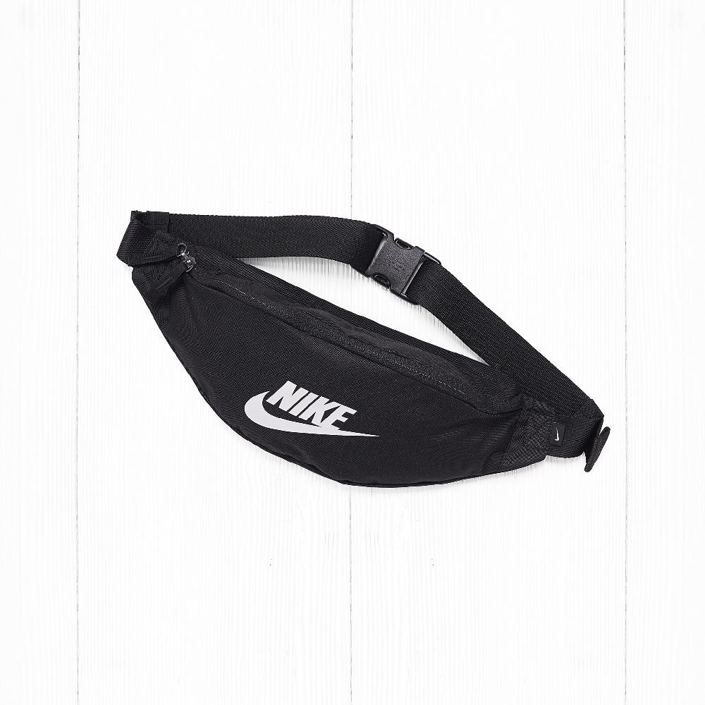 Сумка поясная Nike HERITAGE HIP BAG Black/White