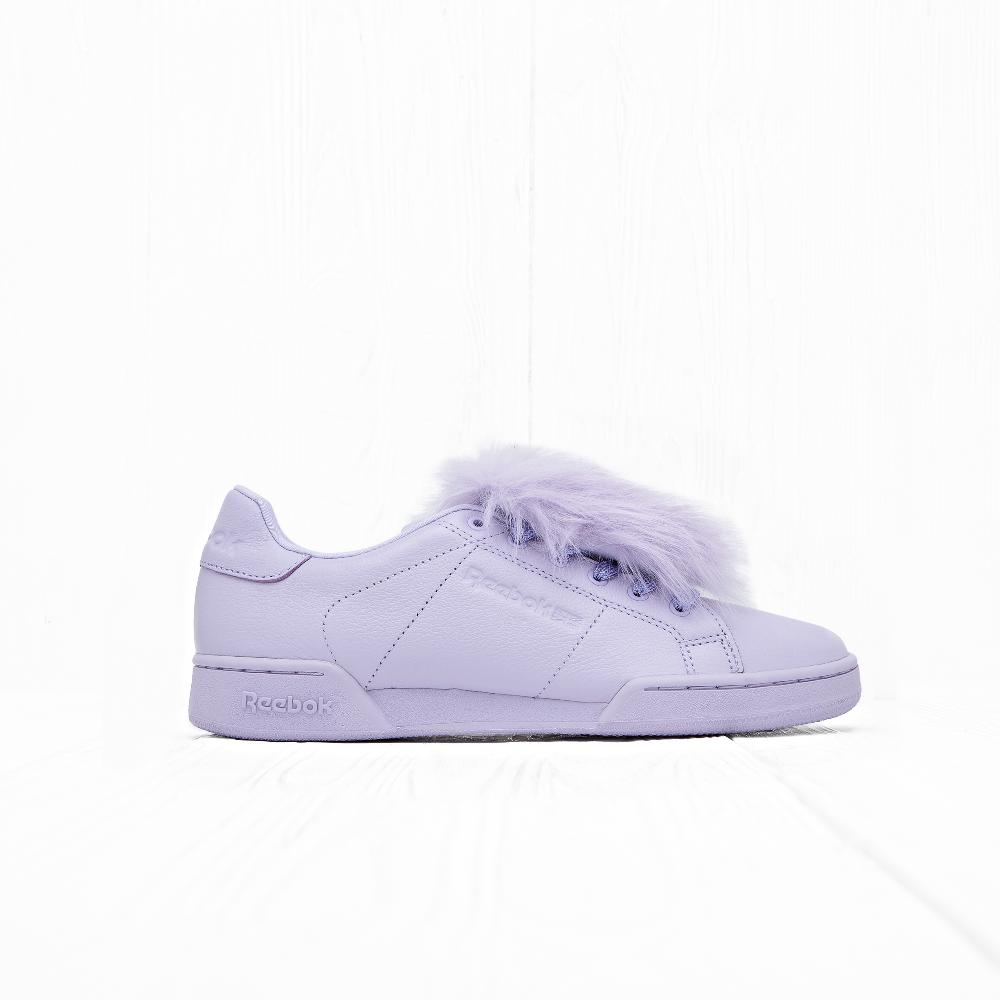 Кроссовки Reebok x Local Heroes NPC II NE Purple Oasis/White/Pink/Blue/Celadon/Yellow