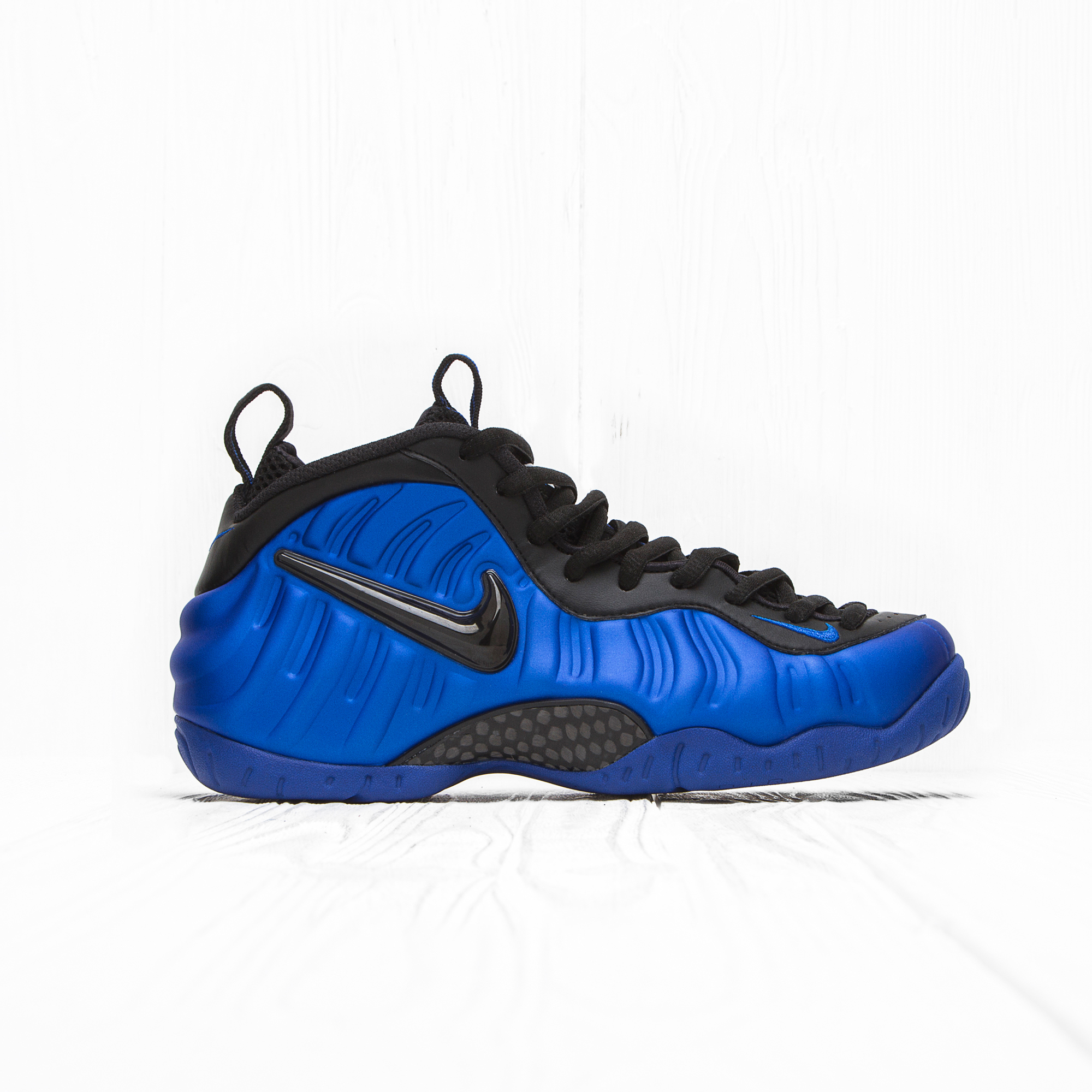 Кроссовки Nike AIR FOAMPOSITE PRO Hyper Cobalt/Black