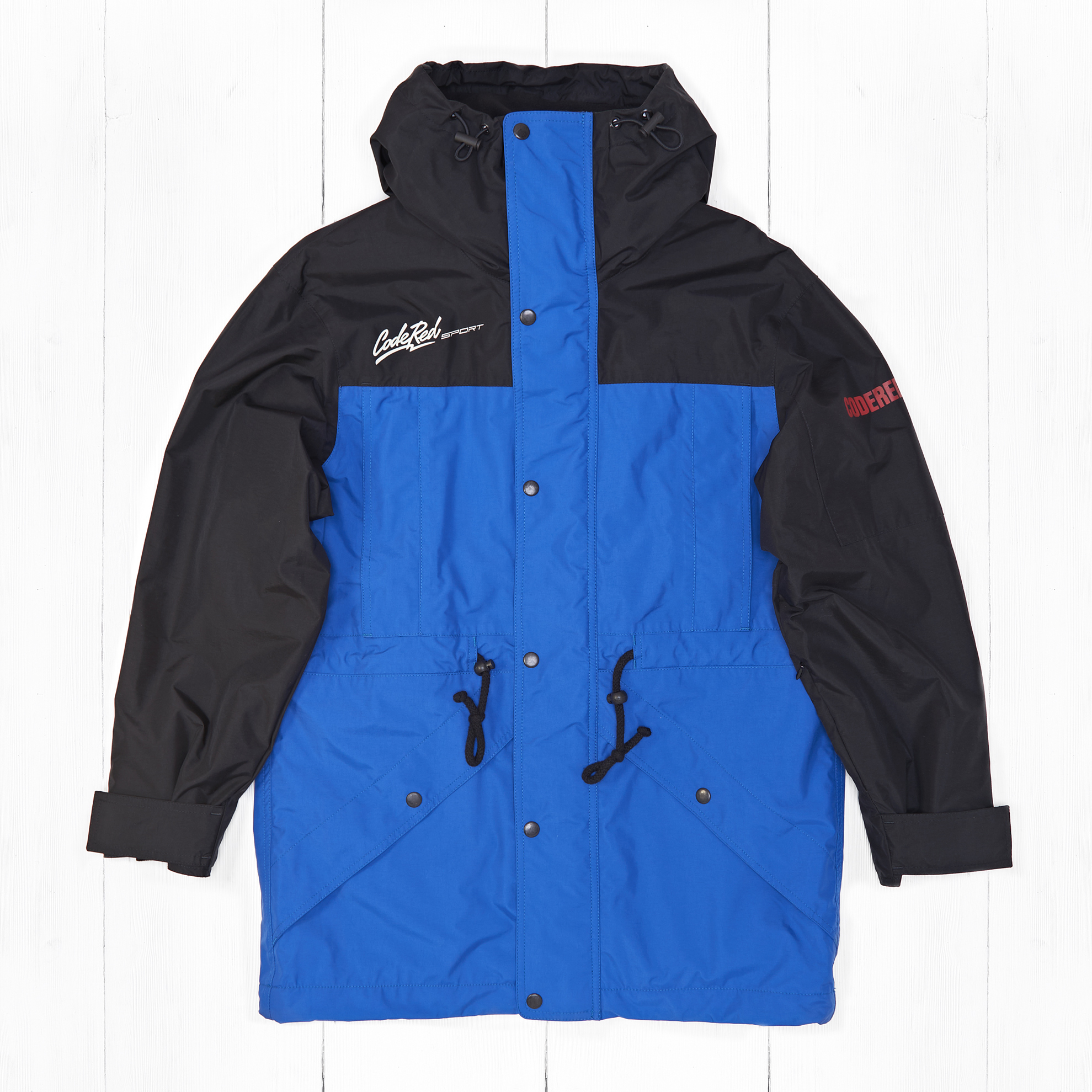 Куртка CodeRed Sport LEGACY Black/Cornflower