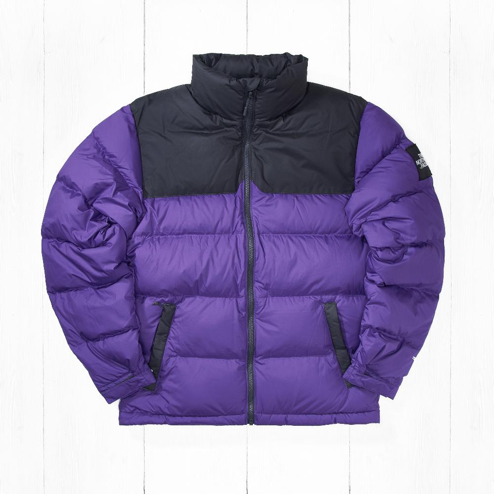 Куртка The North Face 1992 NUPTSE Tillandsia Purple/Asphalt Grey