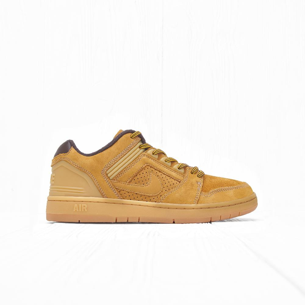 Кроссовки Nike SB AIR FORCE II LOW PRM Bronze Baroque Brown