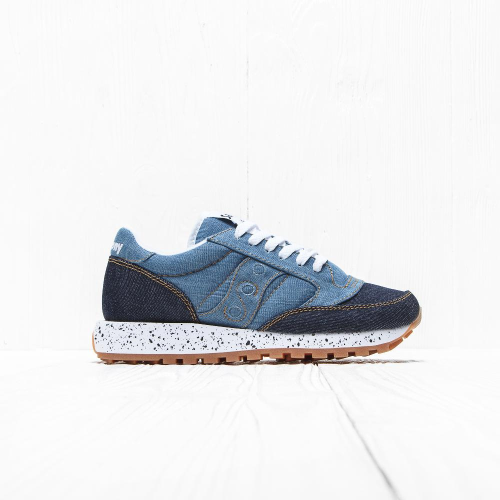 Кроссовки Saucony W JAZZ ORIGINAL Light Blue Denim