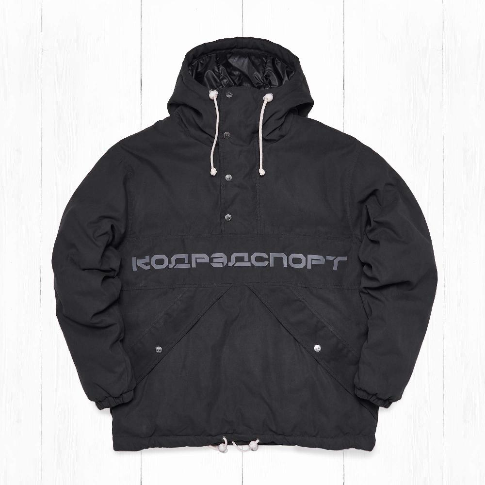 Анорак CodeRed Sport SUPERBLASTER 2 Black/Dark Grey