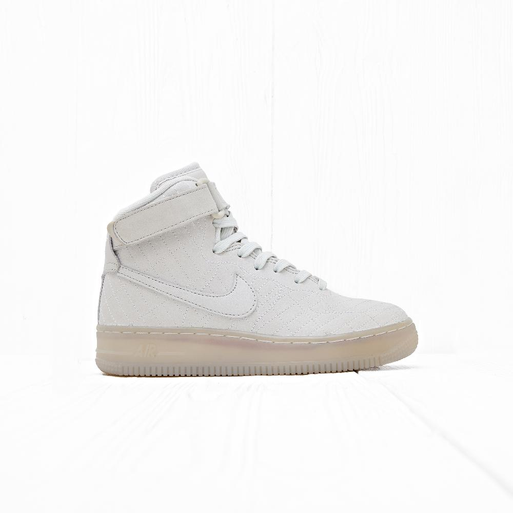 Кроссовки Nike AIR FORCE 1 HI FW QS Light Bone/Light Bone