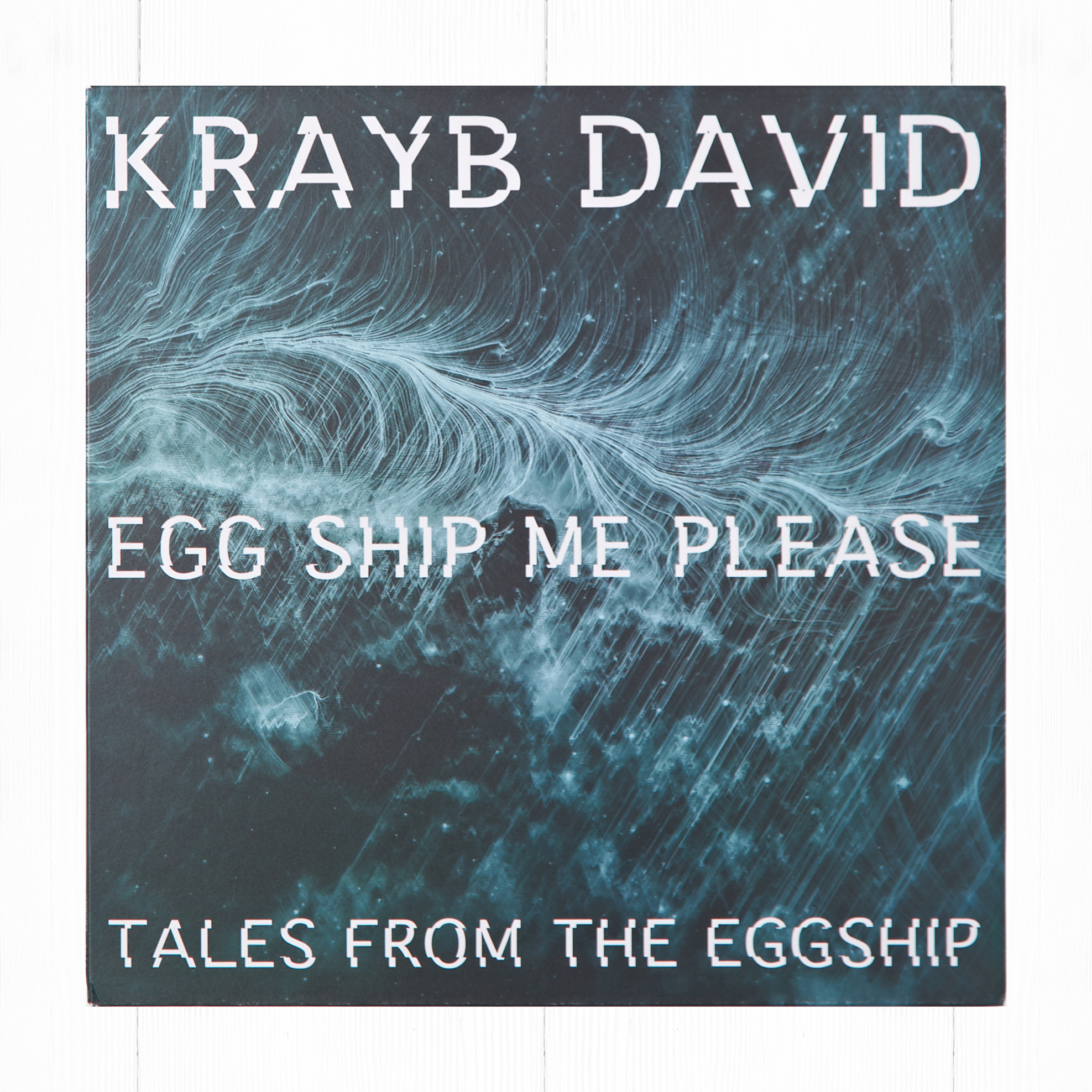 Krayb David /  Eggship Me Please EP ( Electro )