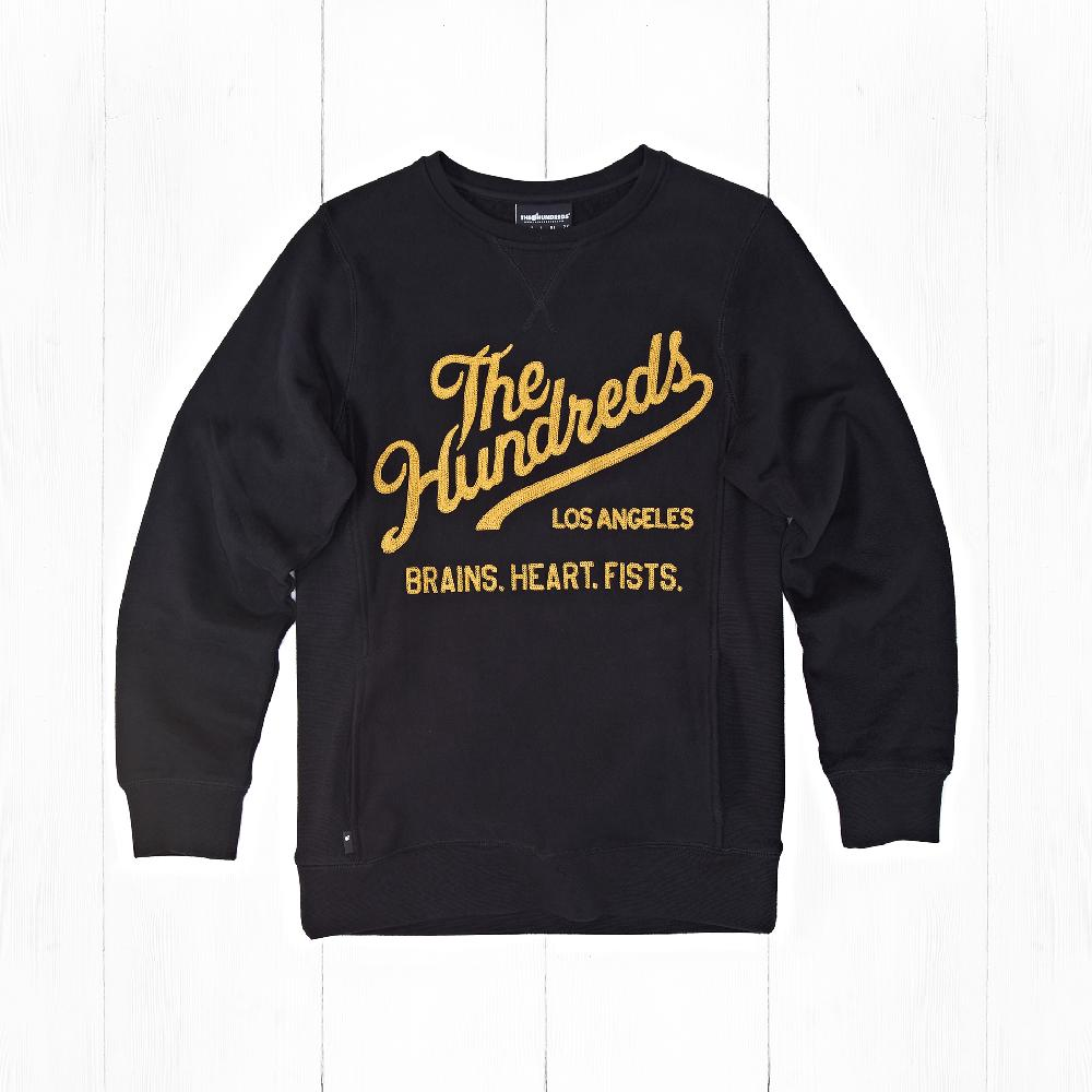 Свитшот The Hundreds TRADITION Black