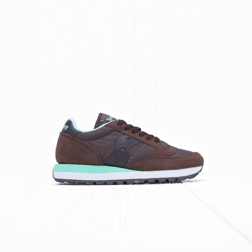 Кроссовки Saucony JAZZ ORIGINAL Brown Mint