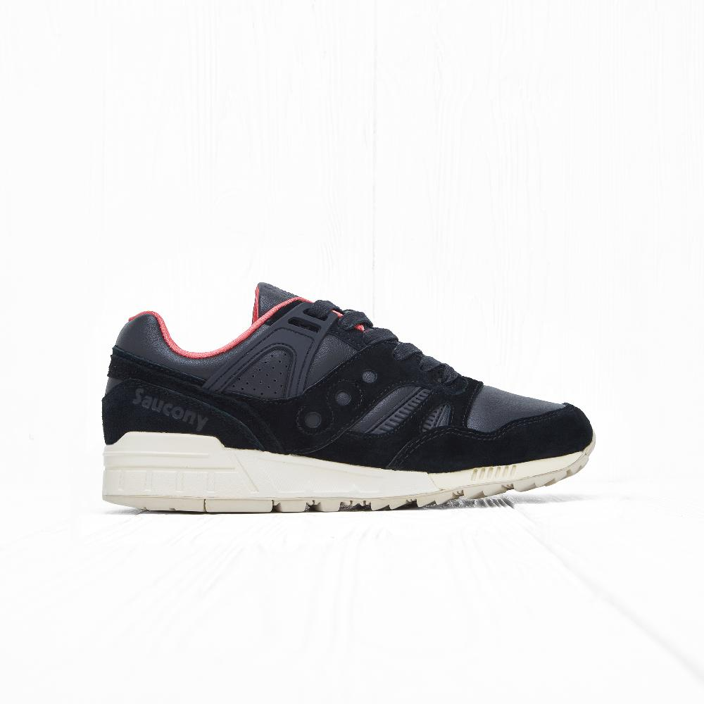 Кроссовки Saucony GRID SD (BOSTON PUBLIC GARDEN) Black
