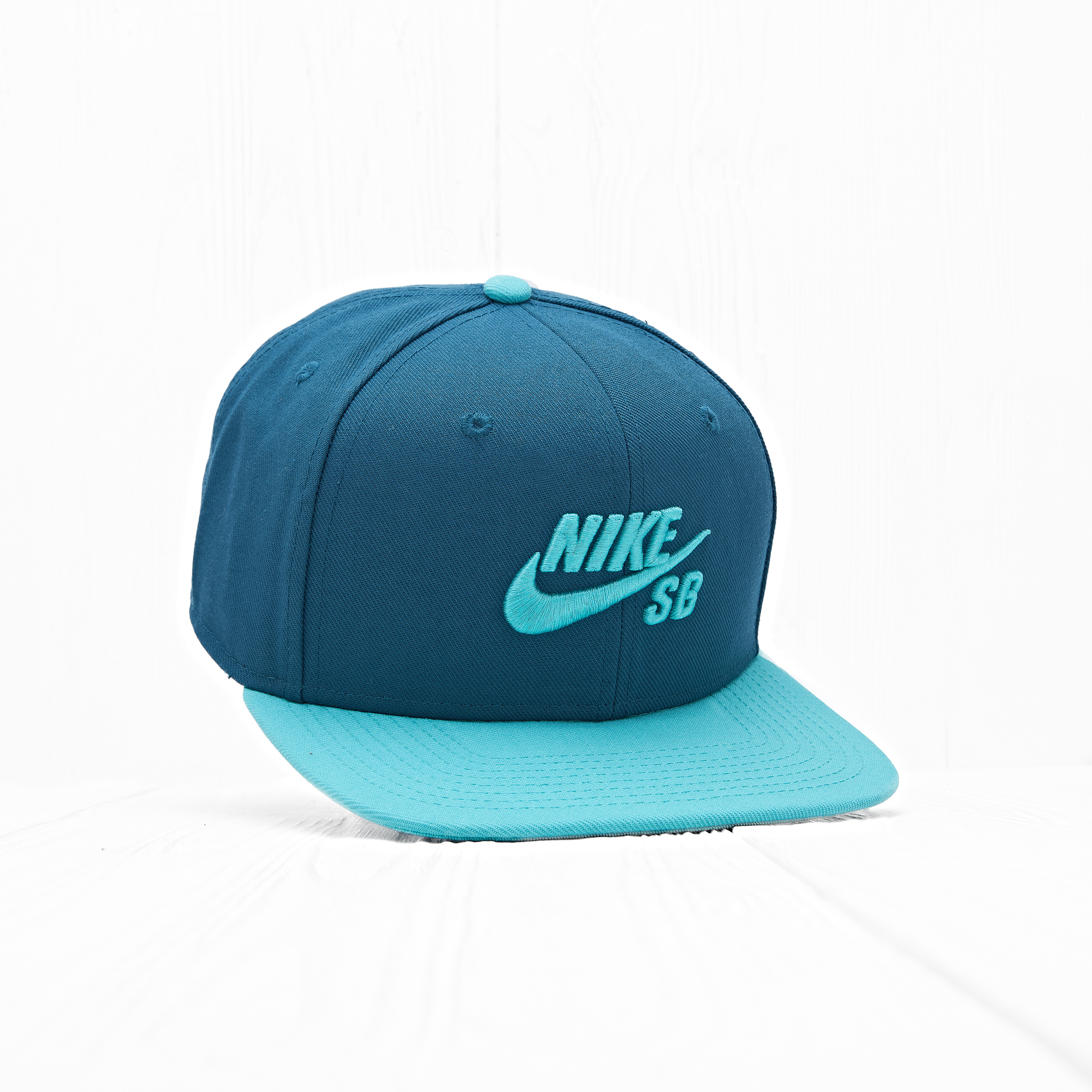 Бейсболка Nike SB ICON Teal/Light Retro/Black/Light Retro