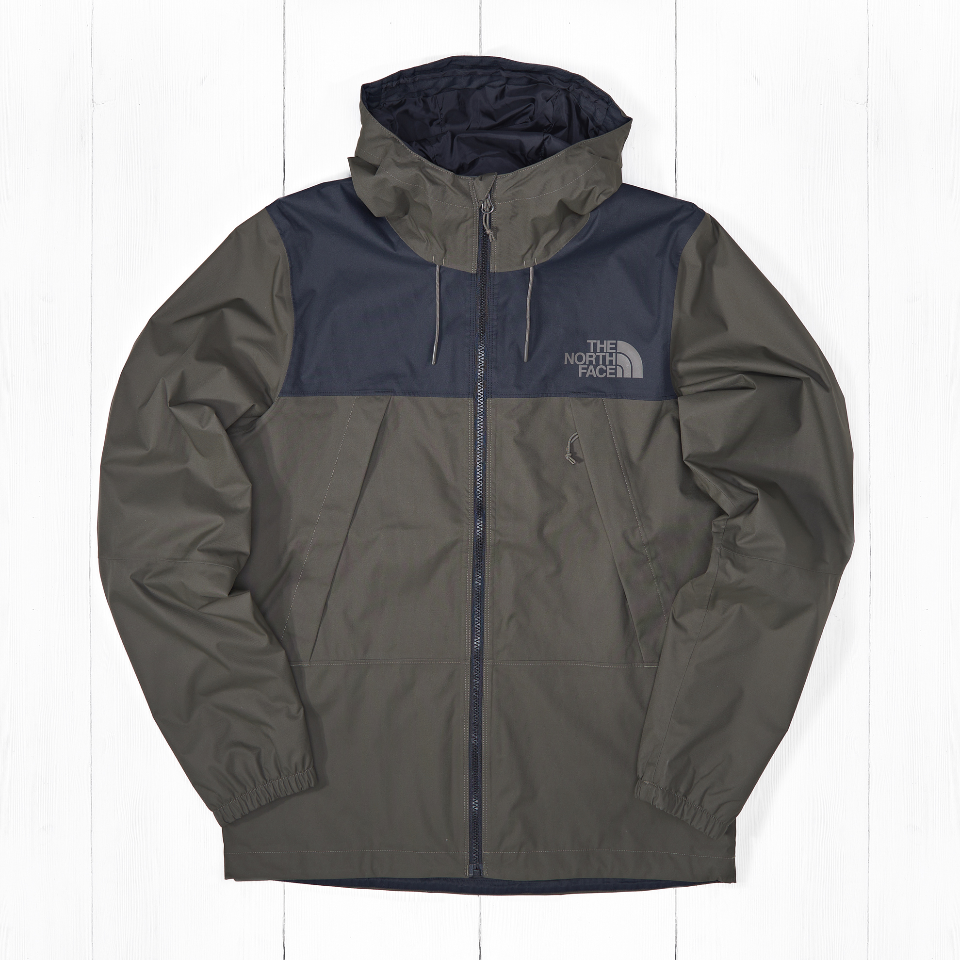 Куртка The North Face 1990 MNT Q JKT Black/New Taupe Green