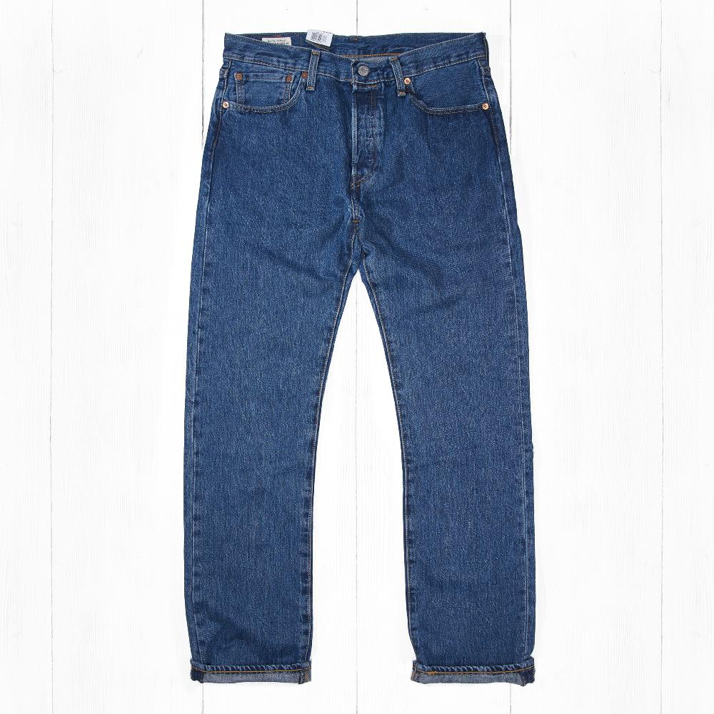 Джинсы Levi's 501 ORIGINAL FIT Stone Wash
