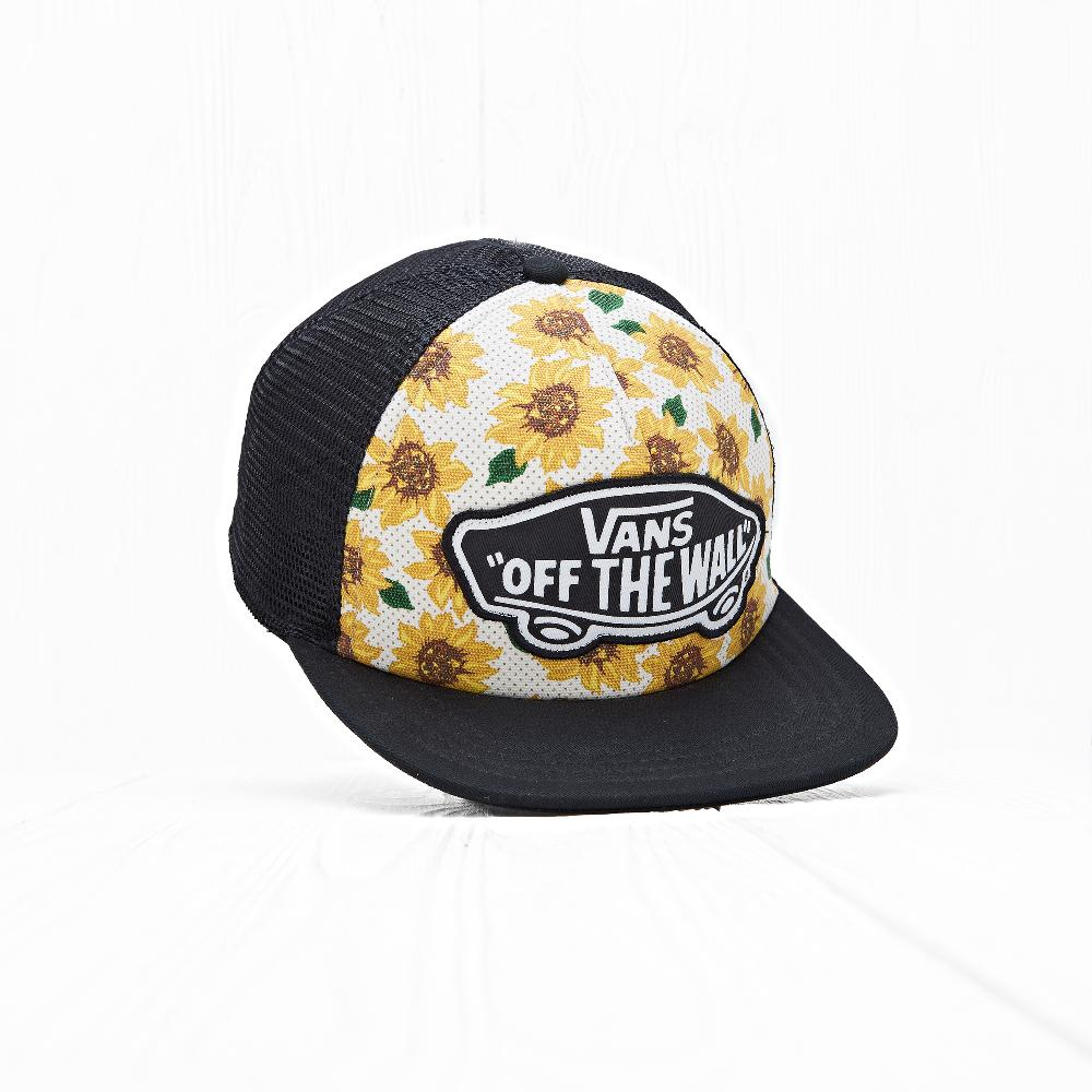 Снепбек Vans G BEACH GIRL TRUCKER Sunflower