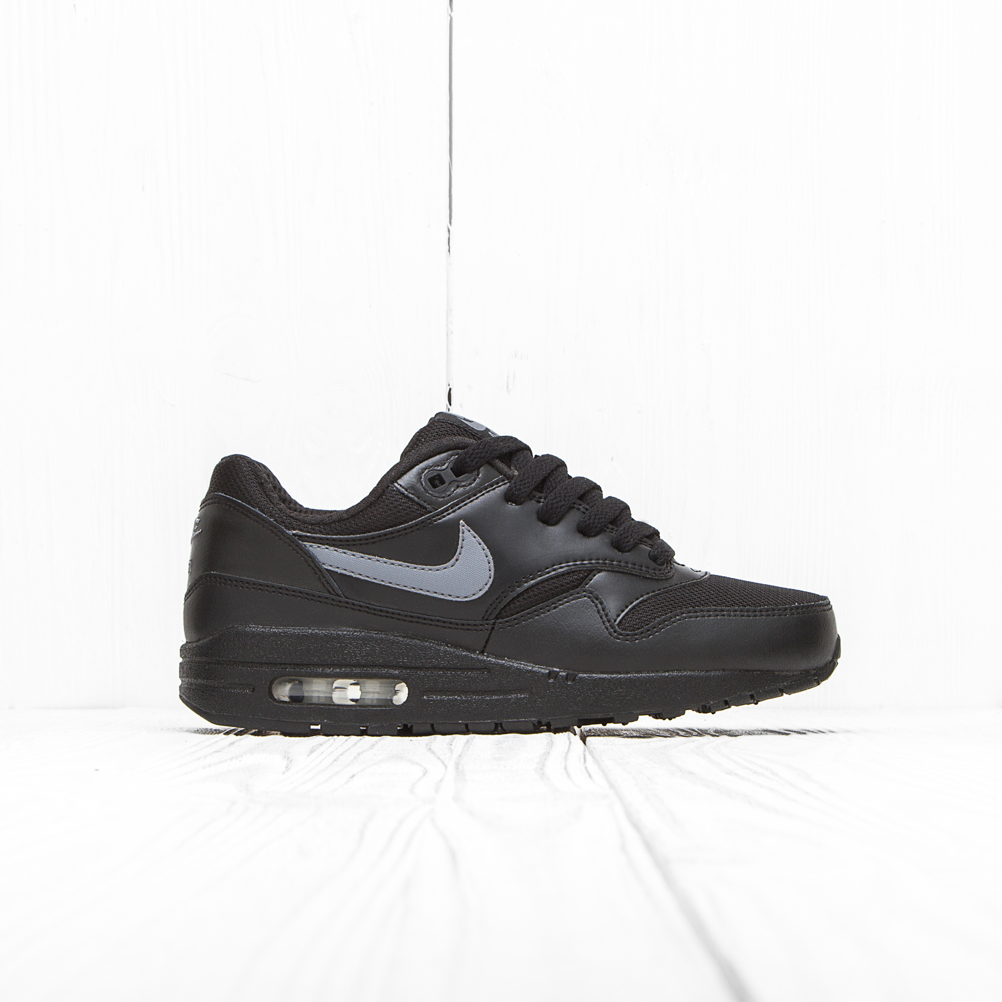 Кроссовки Nike AIR MAX 1 (GS) Black/Cool Grey