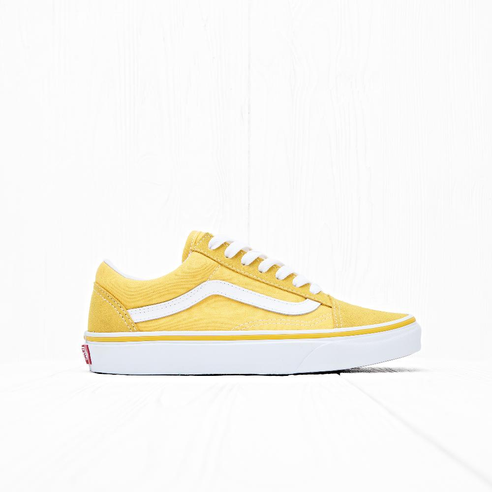 Кеды Vans OLD SKOOL Spectra Yellow