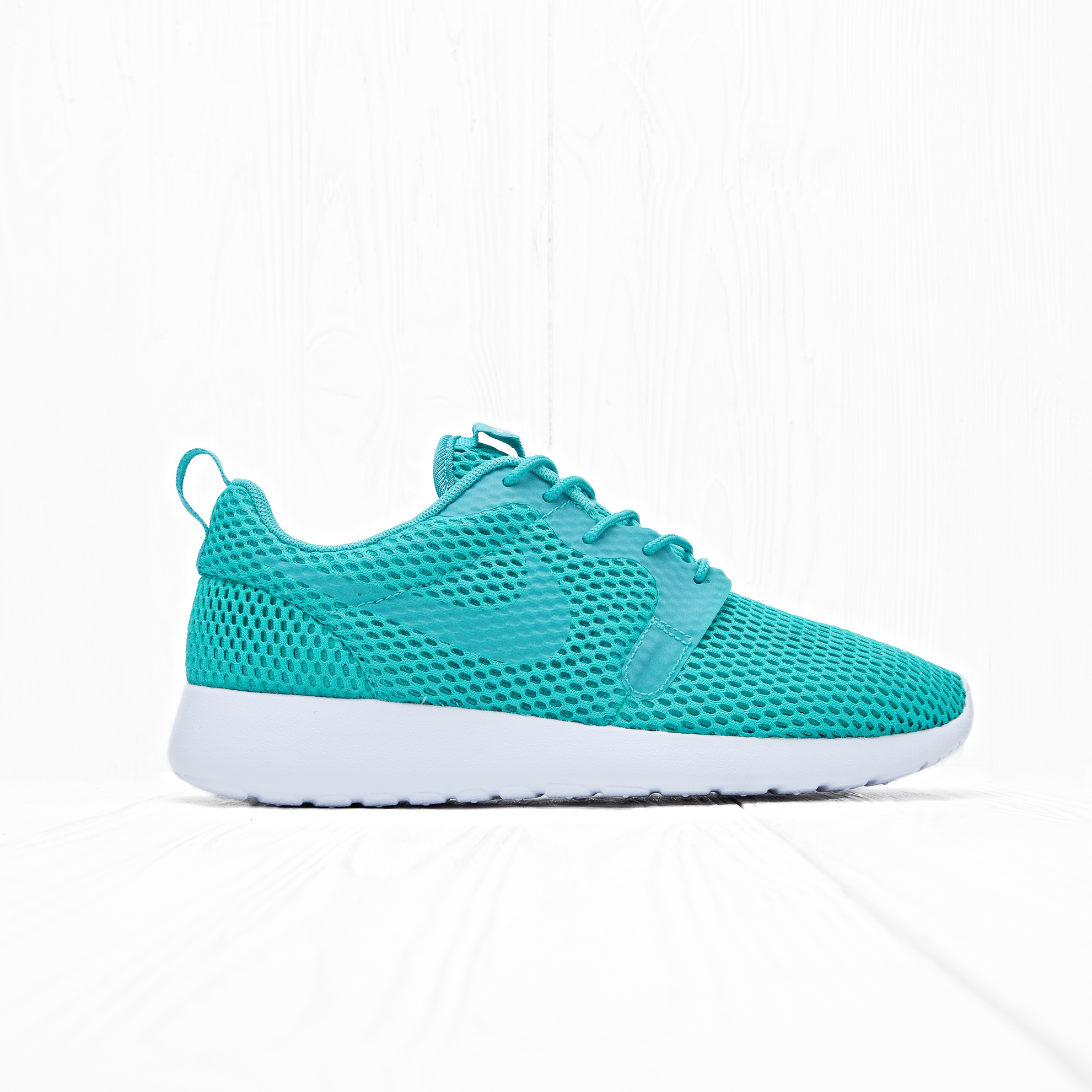 Кроссовки Nike ROSHE ONE HYP BR Clear Jade