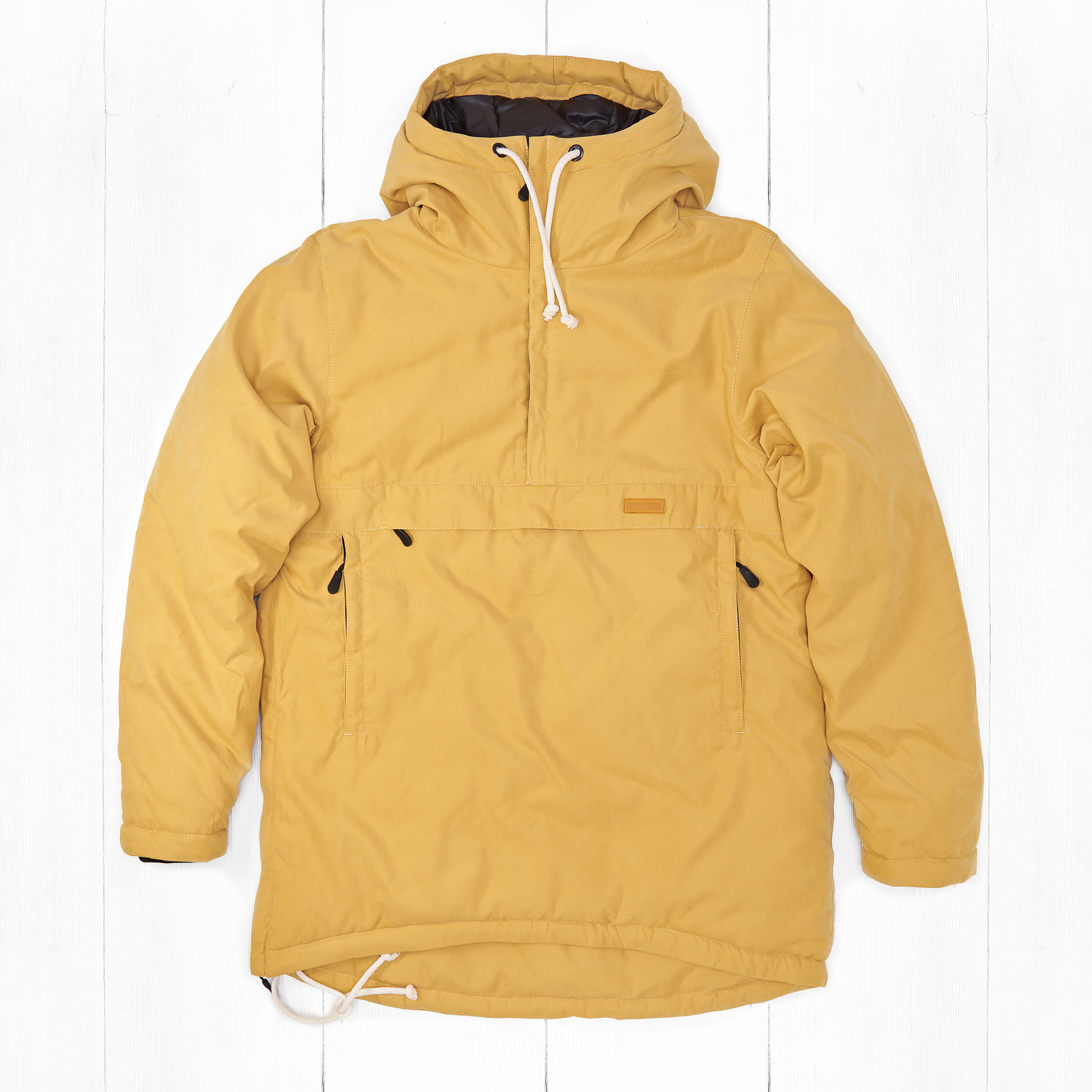 Анорак CODERED CHROME 3 Microfiber Mustard