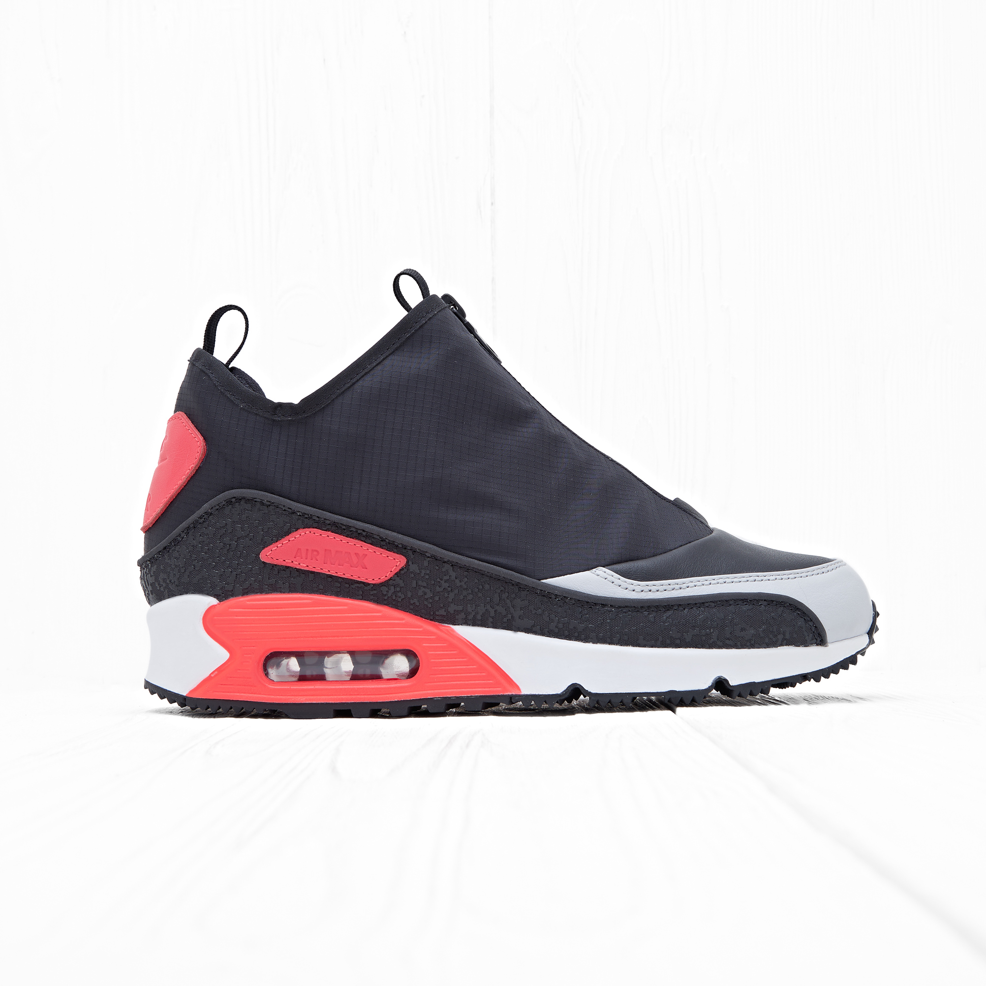 Кроссовки Nike AIR MAX 90 UTILITY Black/Cool Grey-Neutral Grey-Infrared