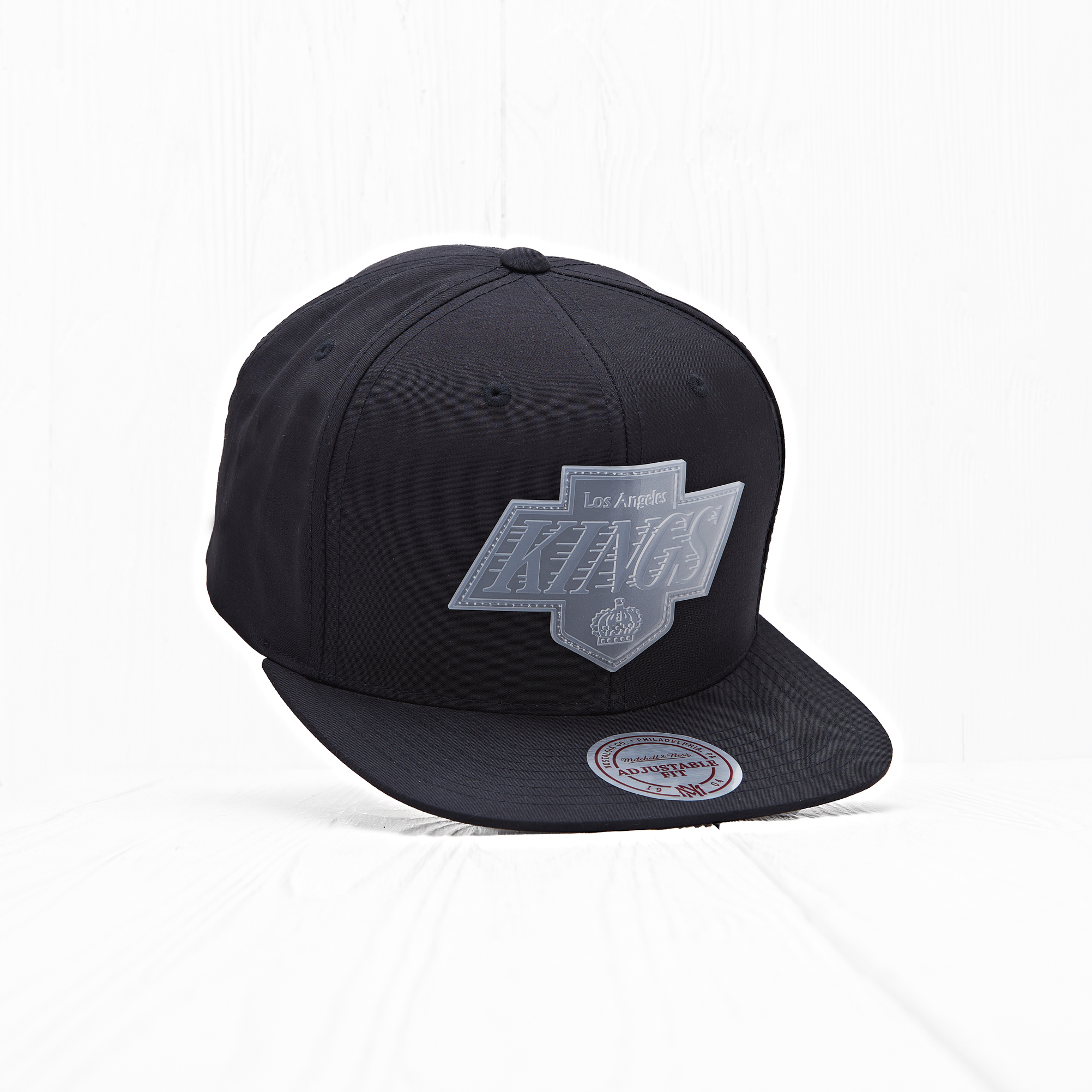 Снепбек Mitchell & Ness NHL LOS ANGELES KINGS Black