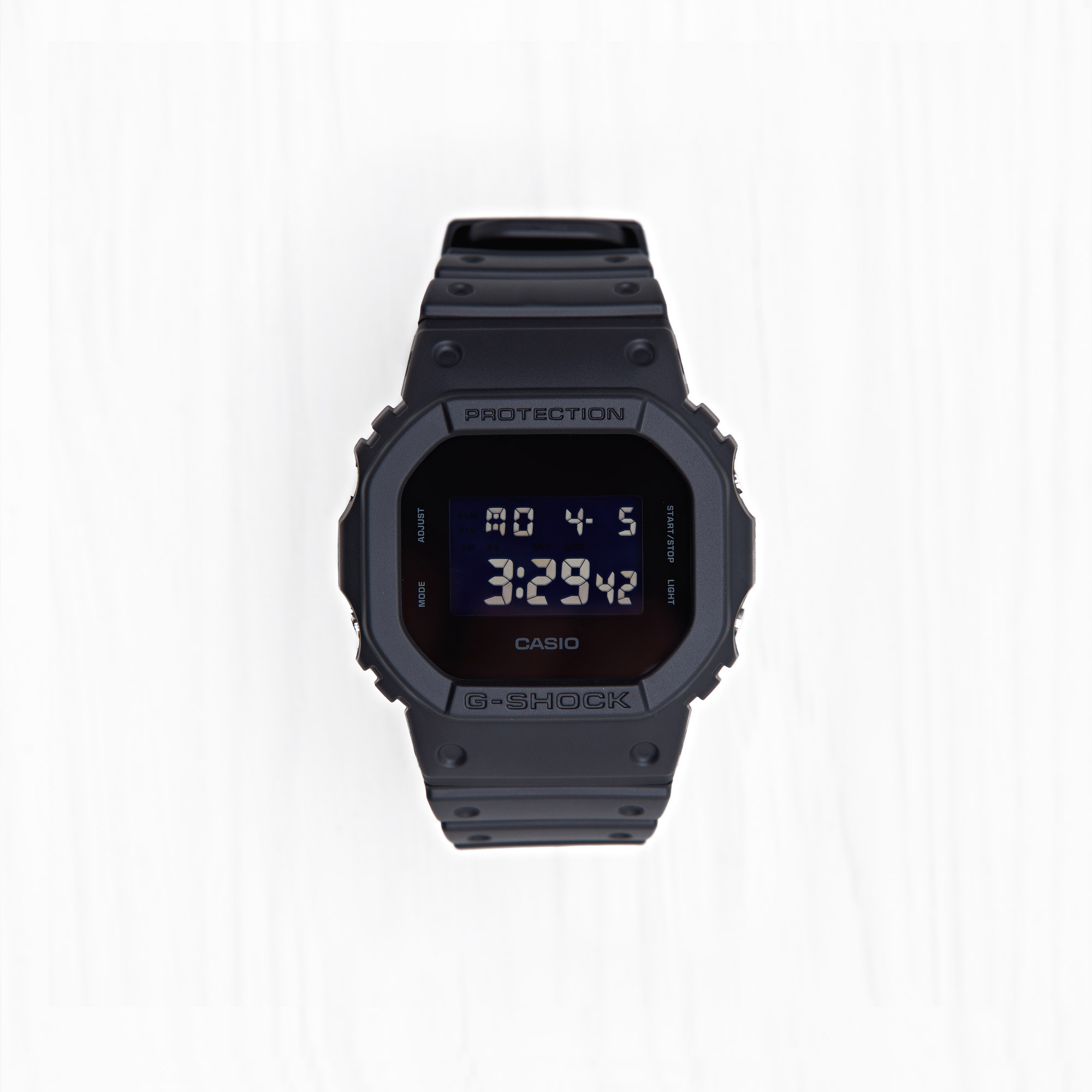 Часы Casio G-SHOCK SPECIALS (DW-5600BB-1E) Black-Black