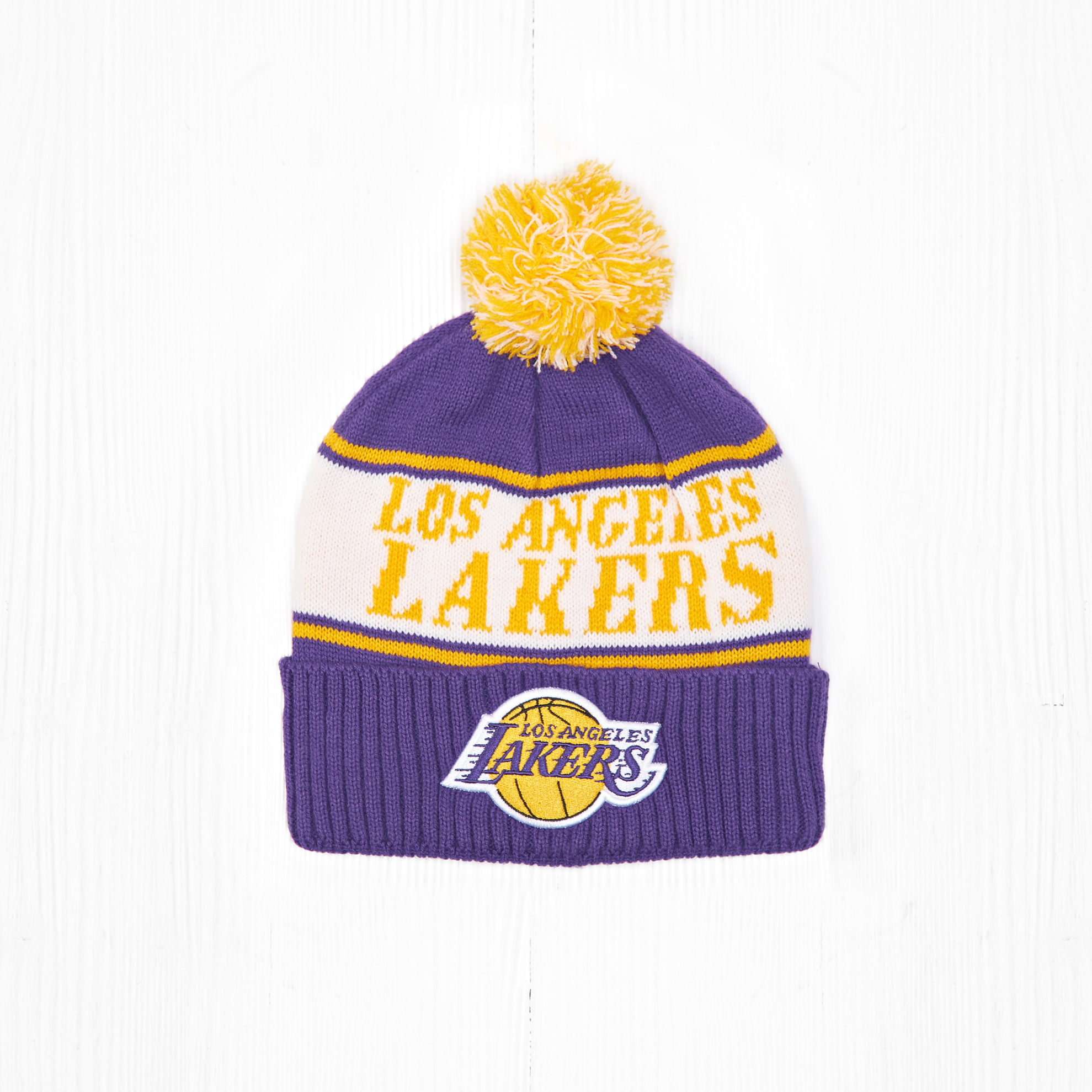 Шапка M&N LOS ANGELES LAKERS