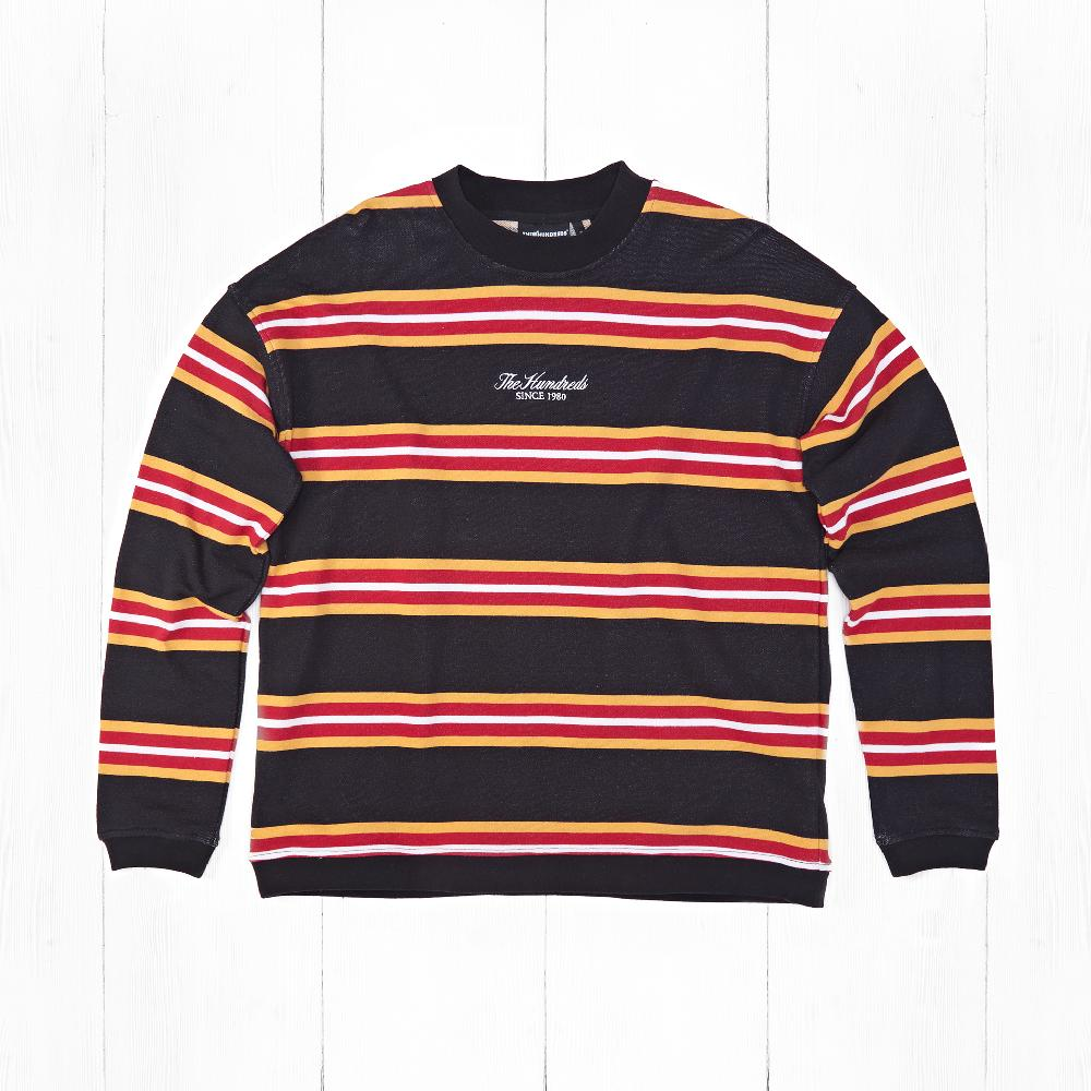 Свитшот The Hundreds CANYON Black