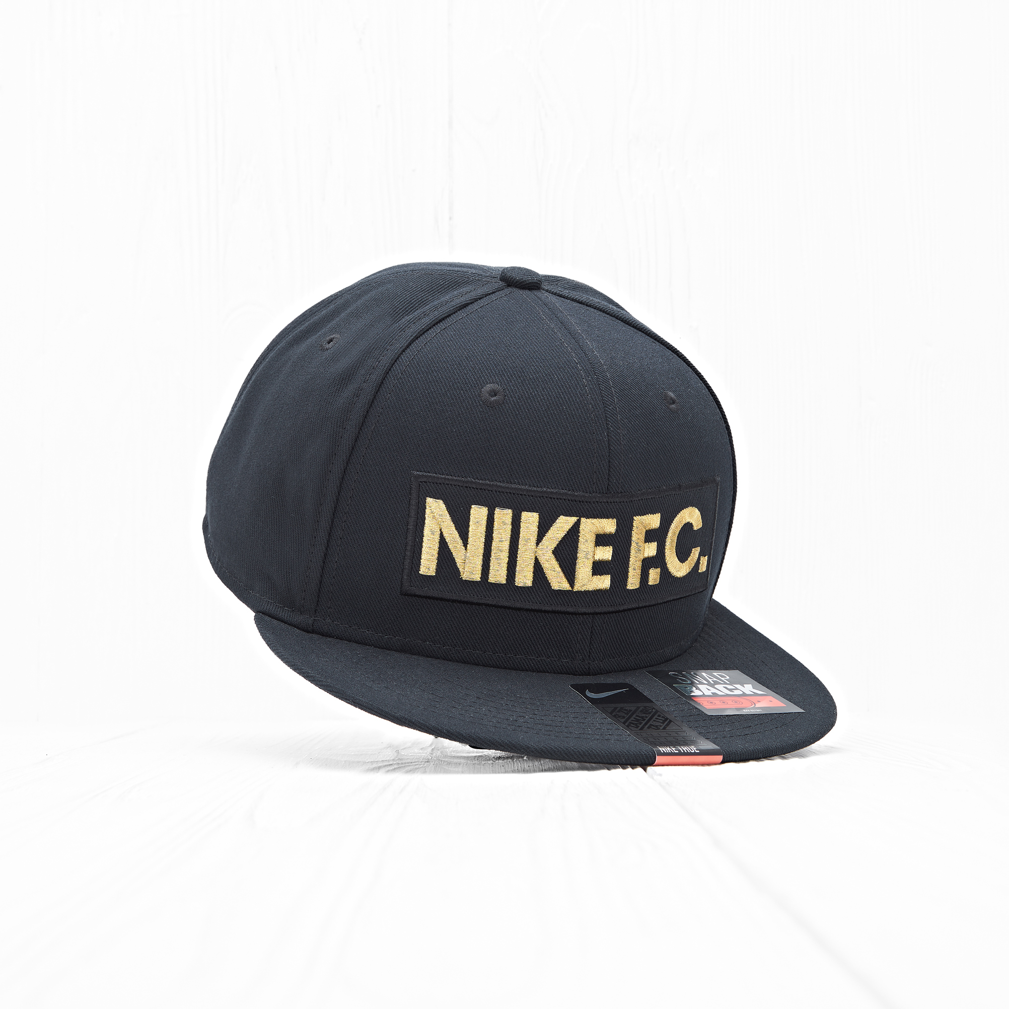 Снепбек Nike F.C. BLOCK TRUE Black