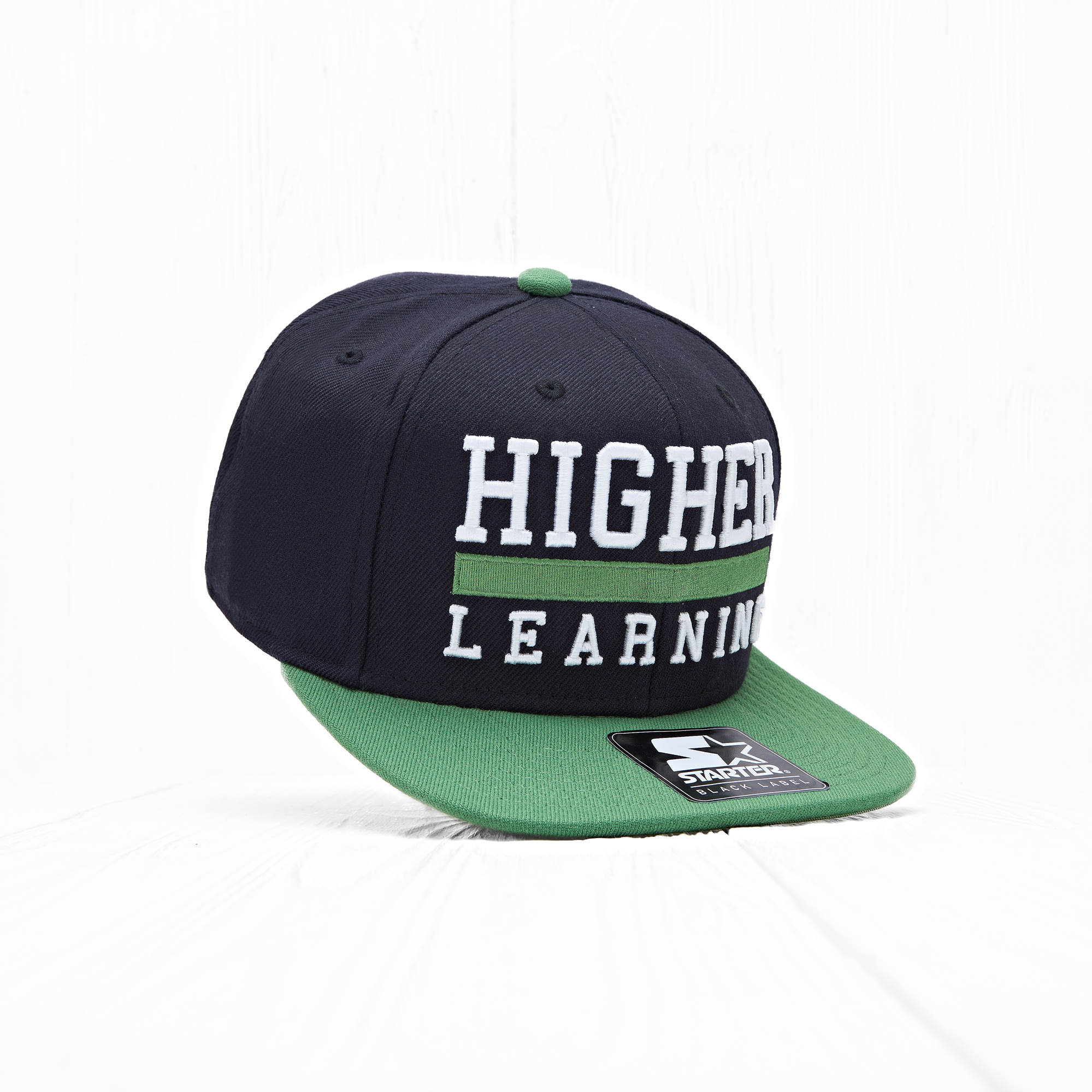 Снепбек Starter HIGHER LEARNING Black