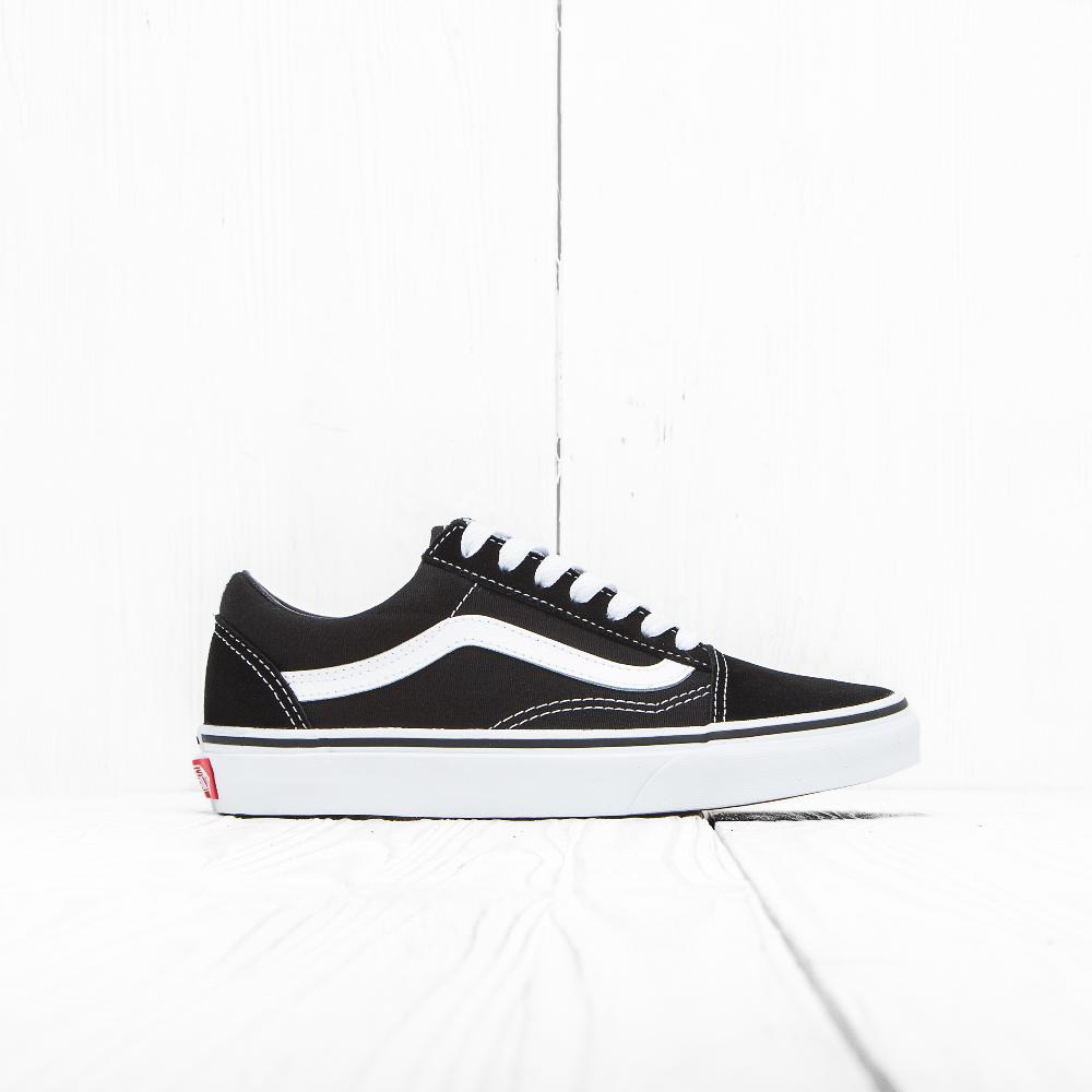 Кеды Vans OLD SKOOL PRO Black/White