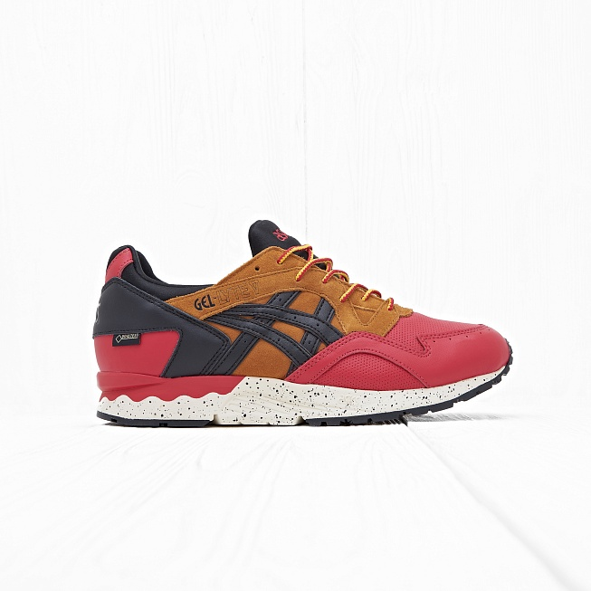 Кроссовки Asics Tiger GEL-LYTE V G-TX Red/Black