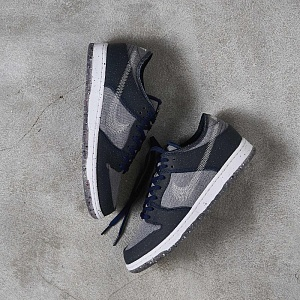 Кроссовки Nike SB DUNK LOW PRO Dark Grey/White-Dark Grey