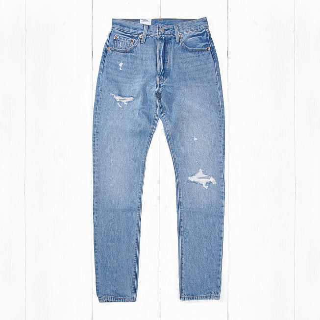 Джинсы Levis 501 SKINNY Cant Touch This