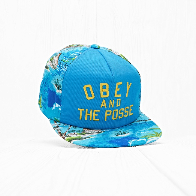 Снепбек Obey ADVENTURE Blue