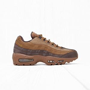 Кроссовки Nike AIR MAX 95 PRM Baroque Brown & Golden Beige