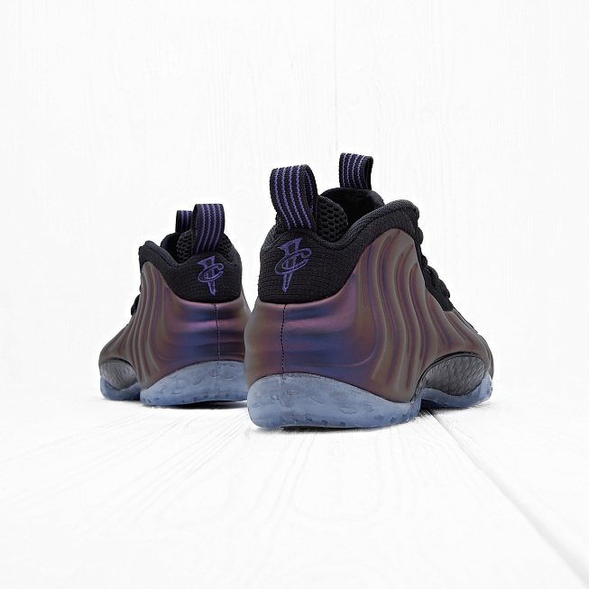Кроссовки Nike AIR FOAMPOSITE ONE Eggplant Varsity Purple/Black - Фото 2